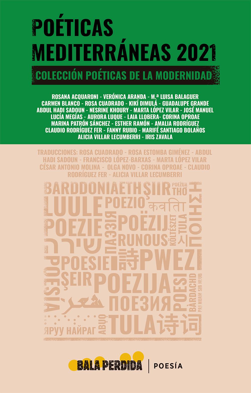 Poéticas Mediterráneas